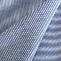 Buy cheap 019full cotton yarn-dyed striped fabric 40X40 110X70 usd1.8/yd from wholesalers