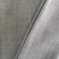 Buy cheap 017 TC yarn-dyed chambray fabric 40X40 84X64 usd1.6/yd from wholesalers
