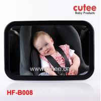 Quality Backseat Adjustable Baby Car Mirror for sale