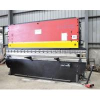 Buy cheap hydraulic plate folding machine from wholesalers