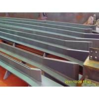 Buy cheap 6500TEU Guide rail rack from wholesalers