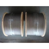 Buy cheap Stainless Aircraft Cable Stainless Aircraft Cable 7 7 from wholesalers