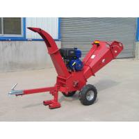 Buy cheap Agricultral and Forest Machinery Product name: 15hp gasoline wood chipper from wholesalers