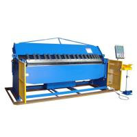 Buy cheap Metal Processing Machinery Product name: W62K Series CNC Hydraulic Folding Machine from wholesalers