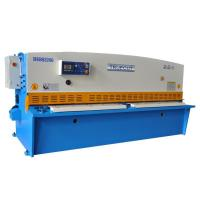 Buy cheap Metal Processing Machinery Product name: QC12Y Series Hydraulic Swing Beam Shear from wholesalers