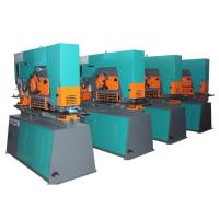 Buy cheap Metal Processing Machinery Product name: Iron Worker from wholesalers