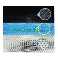 Buy cheap SY-C-05 activated carbon corrugated filter from wholesalers
