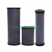 Buy cheap Activated carbon paper filter element from wholesalers