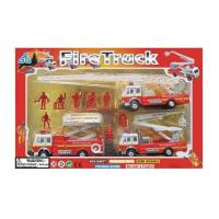 toy series Product  DIE CAST METAL CAR SET (FIRE ENGINE)