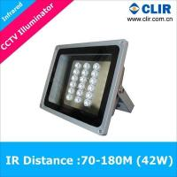 Wholesale CCTV Accessories R18IR-45 Infrared Illuminator 18pcs 2W Array LED from china suppliers