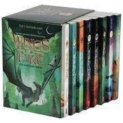 Wholesale Wings of Fire: 8 Book Box Set by Tui T. Sutherland from china suppliers