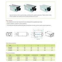Mechanical Thermostats U series of one-way flow fan