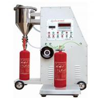 Wholesale Fire Extinguisher Fire Extinguisher Powder Filling Machine from china suppliers