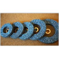 Wholesale Strip disc with fiberglass backing(blue) from china suppliers