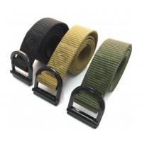 Wholesale tactical belt Product Name:Nylon Tactical Duty Belt from china suppliers