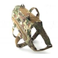 Wholesale Dog harness Product Name:Tactical Dog Training Vest Harness from china suppliers