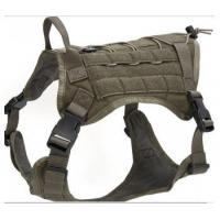 Wholesale Dog harness Product Name:Tactical Service Dog Vest from china suppliers