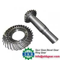 Wholesale OEM Custom Precision Helical Tooth Bevel Gear from china suppliers