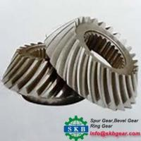 Wholesale Transmission Gear Bevel Gear Bevel Pinion Gear from china suppliers
