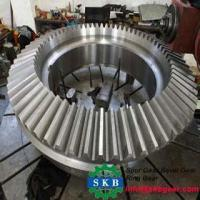 Buy cheap High precision straight bevel gear chain manufacturer from wholesalers
