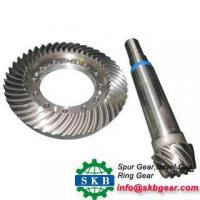 Wholesale Rear Axle Bevel Pinion Gear for Truck Dana from china suppliers