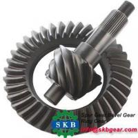 Wholesale CNHTC SINOTRUK HOWO A7 Truck Parts Crown Bevel Gear from china suppliers
