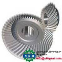 Wholesale Forge OEM Alloy Steel Spur Bevel Gear from china suppliers