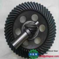 Wholesale Forge Custom-made Different Size Spur Bevel Gear from china suppliers