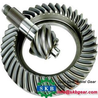 Quality Long life screw jack spiral bevel gear in China wheel for sale