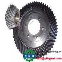 China Complete in specifications spiral bevel gear for drive gears on sale