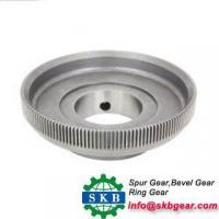 China Professional manufacture spiral bevel gear truck pinion ring gear on sale