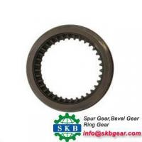 Wholesale alloy synchronizer rings custom industrial straight spur gear from china suppliers