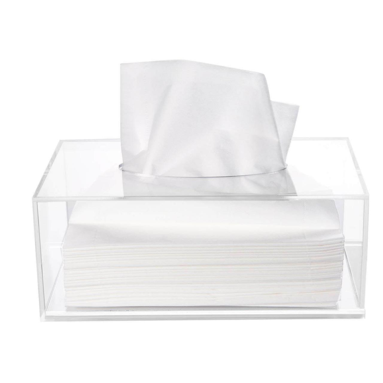 Wholesale Acrylic Display Acrylic Tissue Box from china suppliers