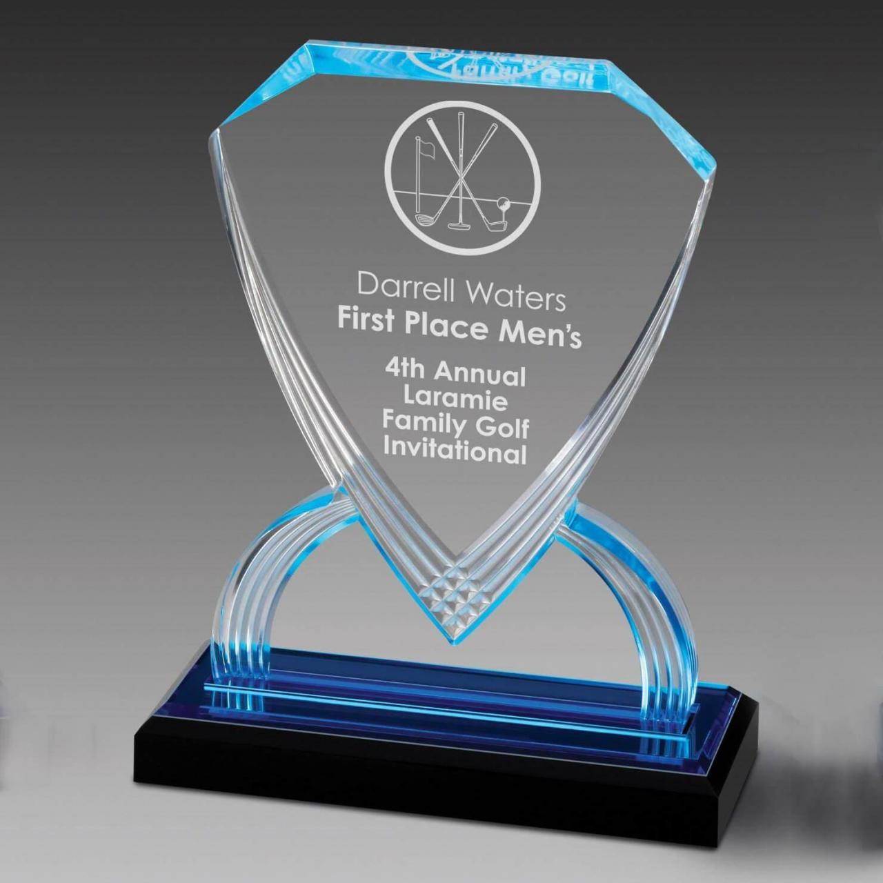 Wholesale Acrylic Display Acrylic Trophy from china suppliers
