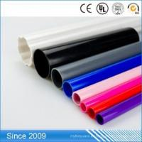 Wholesale Thin Wall Black Polyvinyl Chloride PVC Plastic Pipe for Making Water Guns from china suppliers