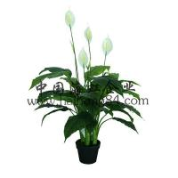 Wholesale Haihong Insights (Indoor & Outdoor) artificial anthurium plant from china suppliers