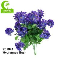 Wholesale Haihong Insights Artificial Hydrangea Bush from china suppliers