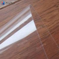 Wholesale PVC Rigid Sheet PVC Transparent Sheet from china suppliers