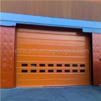 China High Speed Door 2018 New Design Good price fast rolling shutter door on sale