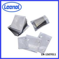 LN-1507011 ESD Storage PCB Packing Shielding Bag With Zip Lo