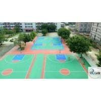 Wholesale Tennis Court ITF certificated Medium-Fast professional sport flooring hygienic rubber floor from china suppliers