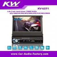 Wholesale 7 Inch Single Din Car Player KV6371 from china suppliers