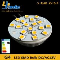 Wholesale G4 Bulb G4 LED Bulb Dimmable from china suppliers