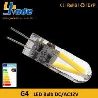 Wholesale G4 Bulb DC12V 1W Filament Mini G4 LED bulb from china suppliers