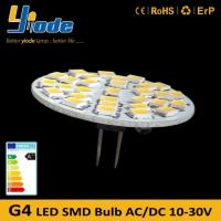 Wholesale G4 Bulb 30leds Rear Pin 10-30V G4 LED Bulb from china suppliers