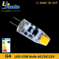 Wholesale G4 Bulb 4000K 12v 0705Cob G4 Led Bulb from china suppliers
