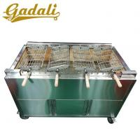 Wholesale Commercial Hot Sale Stainless Steel Charcoal Bbq Grill from china suppliers