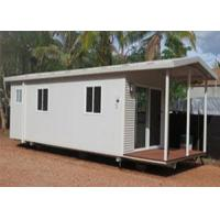 Wholesale Comfortable Light Seel Frame Construction Modular Homes Prefab Construction Villa from china suppliers