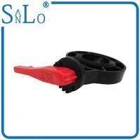 Pvc handle type butterfly valve