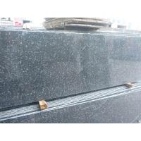 Wholesale Granite China Open Herding Black Galaxy Granite Slab Tile from china suppliers